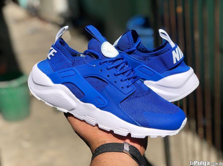 air huarache Azul